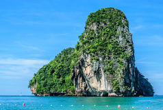 Small island. Taken during my island hoping at krabi thailand Stock Photos