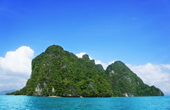 Small Island, Thailand Royalty Free Stock Image