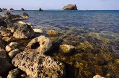 Small islands panorama Stock Photos