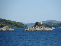 Small islands Stock Photos