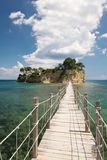 Small islet, Zakynthos, Greece Royalty Free Stock Image
