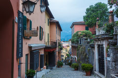 Small Italian town Stock Images