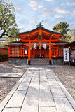 Small japanese Shrine Royalty Free Stock Photo