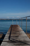 Small jetty 2 Stock Images