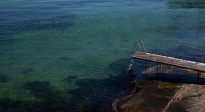 Small jetty 2 Stock Photography