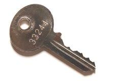 Small Key 2. Close up Photo of a Small Key Royalty Free Stock Photo