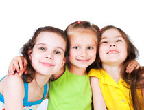 Small kids Stock Image