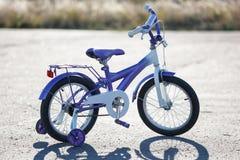 Small kids bike Stock Photo