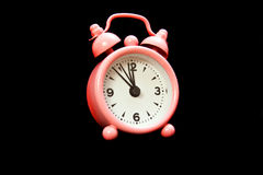 Small kids clock Royalty Free Stock Photos