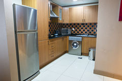 Small Kitchen Stock Image