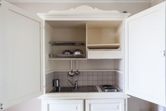 Small Kitchen Stock Images