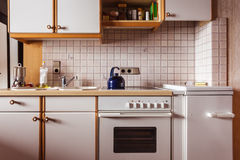 Small kitchen Stock Photo