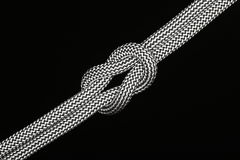 Small knot Royalty Free Stock Photo