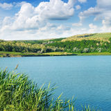 Small lake Stock Images