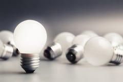 Small Light Bulb Stock Photo
