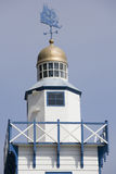 Small Light House on Catalina Island Royalty Free Stock Images