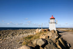 Small Lighthouse Royalty Free Stock Images