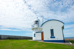 Small lighthouse Stock Images