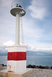 Small lighthouse Stock Photography