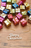 Small little gifts Stock Photography