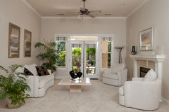 Small living room Stock Images