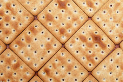 Small load of bread. Crackers. Stock Image