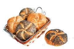 Small loaf of bread Royalty Free Stock Photo