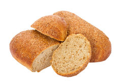 Small loafs of bread Royalty Free Stock Image