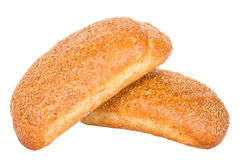 Small loafs of bread Stock Photography