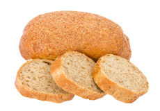 Small loafs of bread Royalty Free Stock Photo