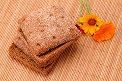 Small loafs Finnish grain Royalty Free Stock Photography