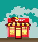 Small local store Royalty Free Stock Photography