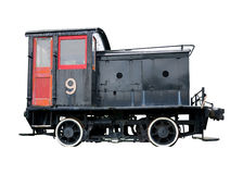 Small Locomotive Train Engine Royalty Free Stock Images