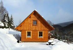 Small lodge Stock Photo