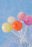 Small lollipops. Stock Image