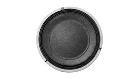 Small loudspeaker Stock Images