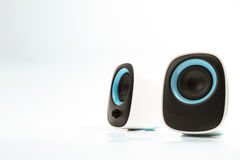 Small loudspeakers Stock Photos