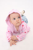 The small lovely child Stock Images