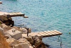 Small marinas Stock Image