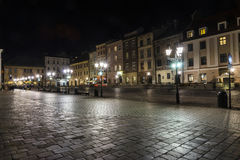 A small market in Krakow royalty free stock image