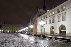 Small Market Krakow Royalty Free Stock Image