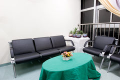 Small meeting room Royalty Free Stock Photo