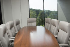 Small meeting room Royalty Free Stock Image