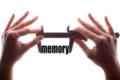 Small memory concept Stock Photo