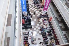 The small merchandise stalls-Nanchang city Southern China base Stock Image
