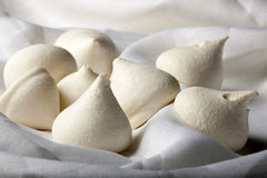 Small meringues Royalty Free Stock Image
