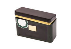 Small Metal box Stock Photos