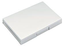 Small metal eye shadow box Stock Image