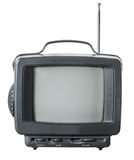 Small mobile television Stock Photography