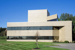 Small Modern Office Building Stock Images
